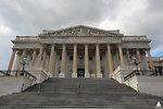 House of Representatives Exterior of Capitol
