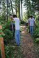 The Montana  Tribal Youth Conservation Corps Many Summer Projects