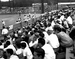 Baseball Game Oak Ridge 1945