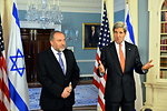 Secretary Kerry and Israeli Foreign Minister Lieberman Address Reporters