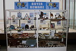 Buyer Beware Exhibit at Logan Airport