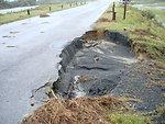 Erosion damage