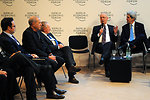 Secretary Kerry Participates in Roundtable Discussion With 'Breaking the Impasse' Group