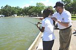Learning to fish