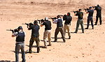 Agents with AR-15s