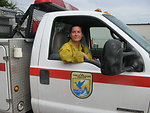 AmeriCorps NCCC  firefighter