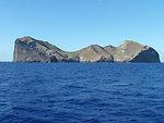 approaching Nihoa Island