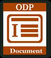 Presentation web icon