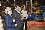 Deputy Secretary Neal Wolin visits Deere and Co.