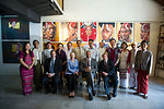 Secretary Clinton Meets With Burmese Ethnic Minority Representatives
