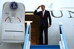 Secretary Kerry Bids Farewell to Polish Defense Minister Siemoniak