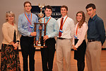 Bearden High 2st Place Tennessee Science Bowl 2013