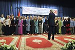 Secretary Kerry Addresses Peace Corps Volunteers in Morocco