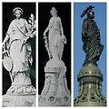 Statue of Freedom's evolving design
