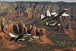 Soaring over Sedona