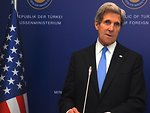Secretary Kerry Delivers Remarks at Joint Press Availability in Istanbul, Turkey