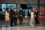 President Obama Watches ASIMO the Humanoid Robot