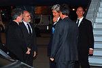 Secretary Kerry Arrives in Geneva For Ukraine Meeting