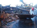 Shipwreck debris from Palmyra Atoll NWR. Photo credit: Susan White/USFWS