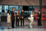 President Obama Watches ASIMO the Humanoid Robot
