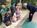 Secretary Kerry Meets With Consulate Jerusalem Families