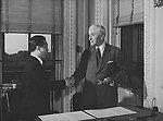 Secretary Hull with Chinese Ambassador Wei Tao-Ming