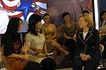 Secretary Clinton on Indonesian 'Dahsyat' TV Show