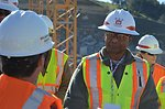 Corps commanding general visits Folsom Dam spillway project