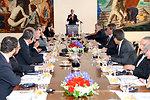 Secretary Kerry Toasts Brazilian Foreign Minister Patriota