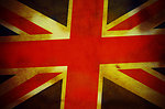 Old flag of england