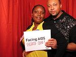 FACING AIDS HEAD ON!