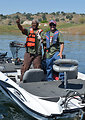 'Take a Warrior Fishing' event at Eastman Lake