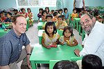 USAID contributes to refurbished pre-schools and teacher training in Vietnam