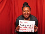 We are FACING AIDS if we don't educate ourselves and communities!!!