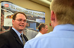 Corps engineers showcase federal jobs to students at Career Fair