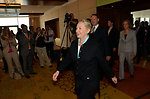 Secretary Clinton Prepares To Speak With Embassy Athens Staff and Families