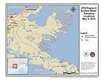 EPA Water Sampling Locations May 5, 2010