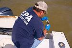 Sediment Sampling in response to the BP oil spill
