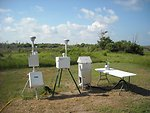 EPA air monitoring equipment