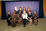 Secretary Clinton and First Lady Obama With 2011 International Women of Courage Award Honorees