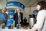 April 18, 2013 - EPA Acting Administrator Bob Perciasepe Visits Student Designs on National Mall