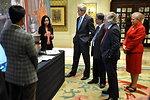 Secretary Kerry Attends an India Tech Expo