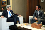 Secretary Kerry Meets With Crown Prince Hussein bin Abdullah