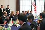 Secretary Clinton Holds a Bilateral Meeting With Japanese Foreign Minister Matsumoto