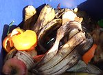In Landfills, Food Waste Contribute To Climate Change