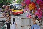 Hanoi dresses up for Mid-Autumn children's festival.