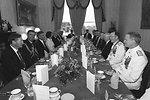 Ambassador Bleich, Secretaries Clinton, Gates; and Admiral Mullen Meet With Their Australian Counterparts