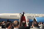 Secretary Clinton Says Farewell to Baku