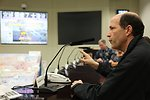 Ambassador Roos Receives a Disaster Relief Briefing From Japanese Officials