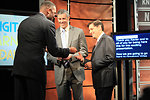 FCC Chairman Genachowski Receives a Thumbdrive at the Digital Learning Day Town Hall